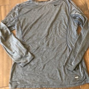 Nike Dri Fit shirt men's sz L